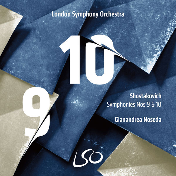 Gianandrea Noseda - Shostakovich: Symphonies Nos. 9 & 10