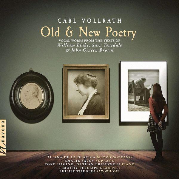 Aliana de la Guardia Old & New Poetry