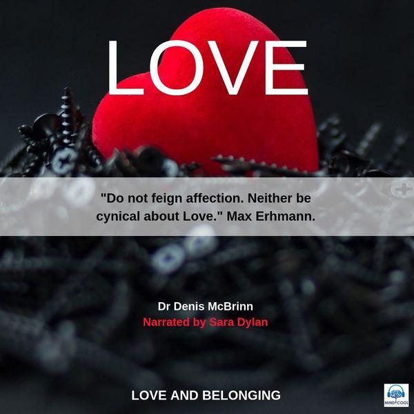 Dr Denis McBrinn - Love (feat. Sara Dylan)