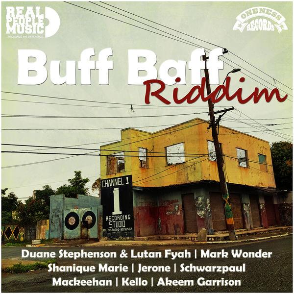 Various Artists - Buff Baff Riddim (Real People Music Presents)