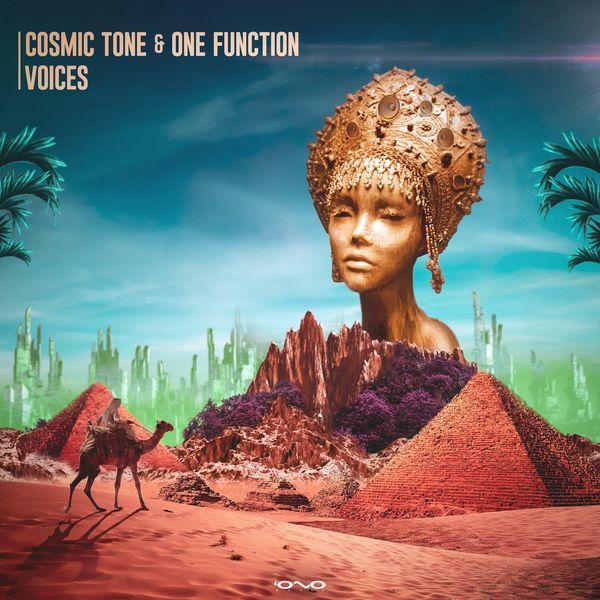 Cosmic Tone - Voices