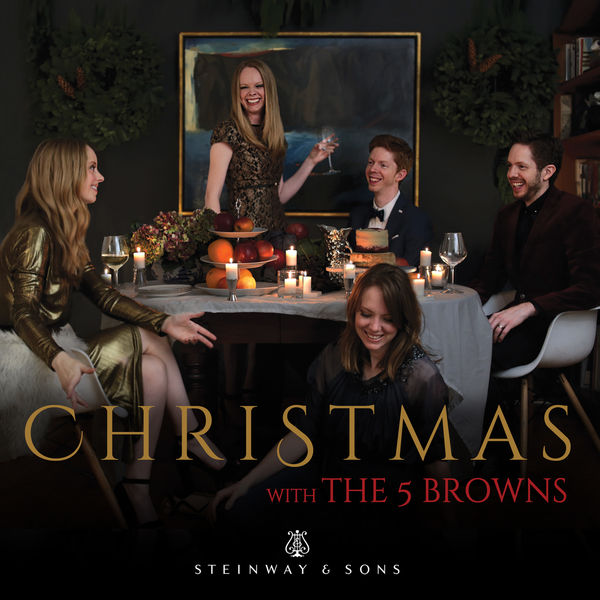 The 5 Browns - Christmas with the 5 Browns