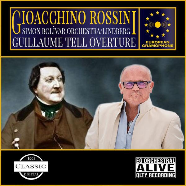 Christian Lindberg|ROSSINI: Guillaume Tell Overture