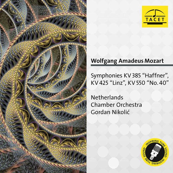 Netherlands Chamber Orchestra - Mozart: Symphonies Nos. 35 & 36