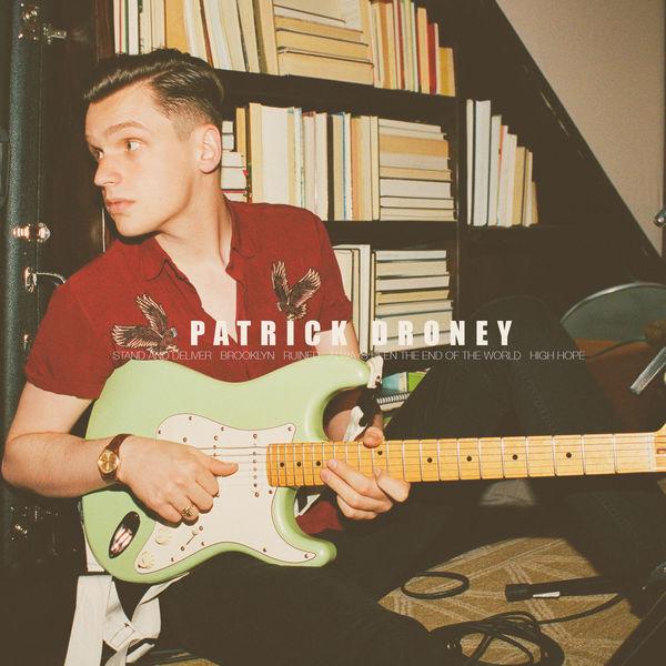 Patrick Droney|Patrick Droney