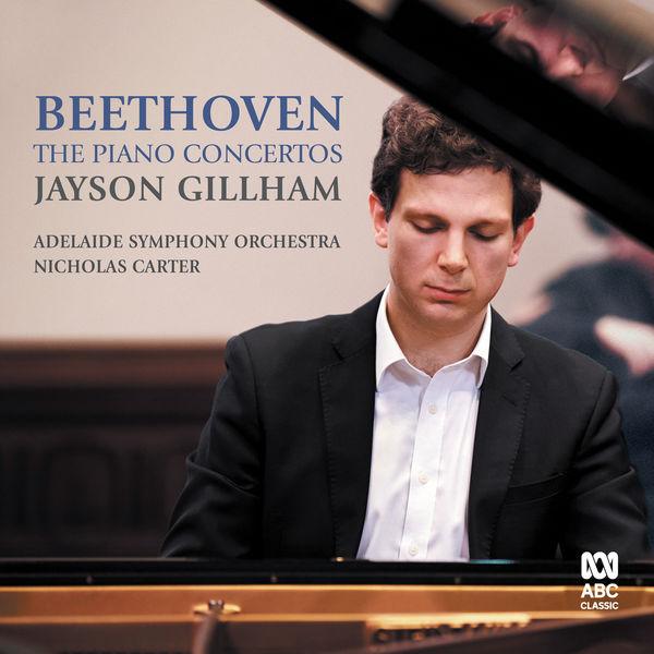 Jayson Gillham - Beethoven: Piano Concertos