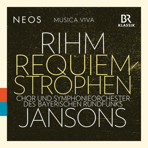 Mojca Erdmann - Wolfgang Rihm: Requiem-Strophen (Live)