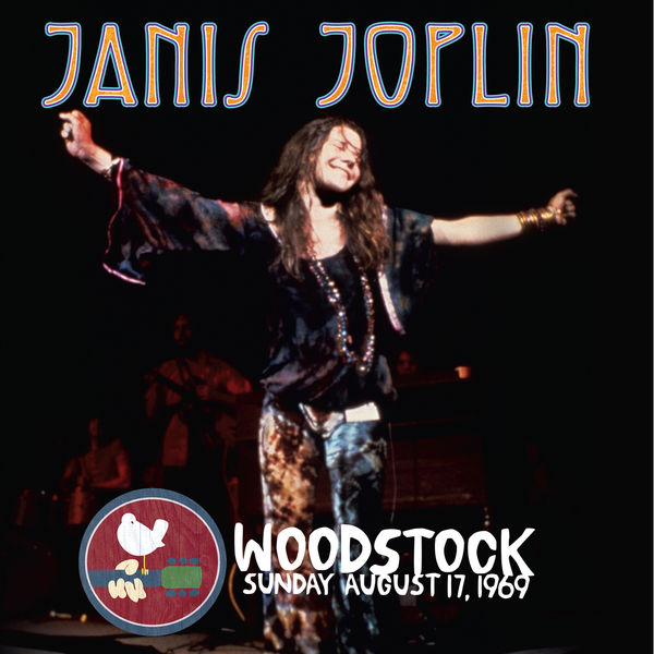 Janis Joplin - Woodstock Sunday August 17, 1969 (Live)