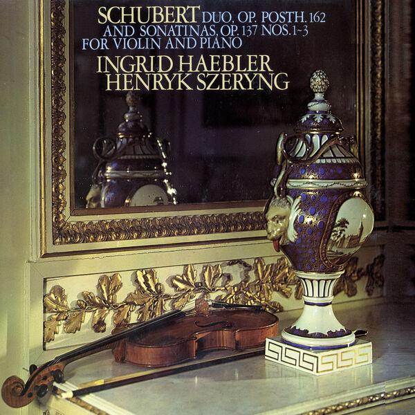 Henryk Szeryng - Schubert: 3 Sonatinas; Violin Sonata in A Major