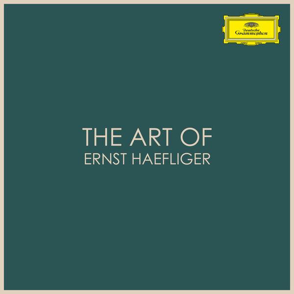 Ernst Haefliger - The Art of Ernst Haefliger