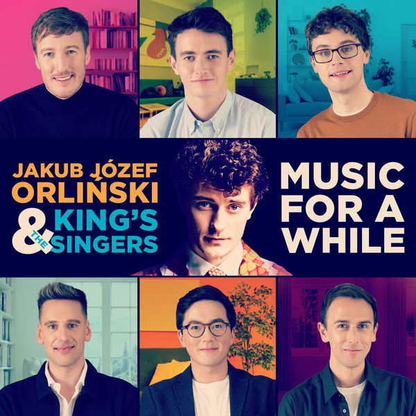Jakub Józef Orliński|Purcell: Music for a While, Z. 583