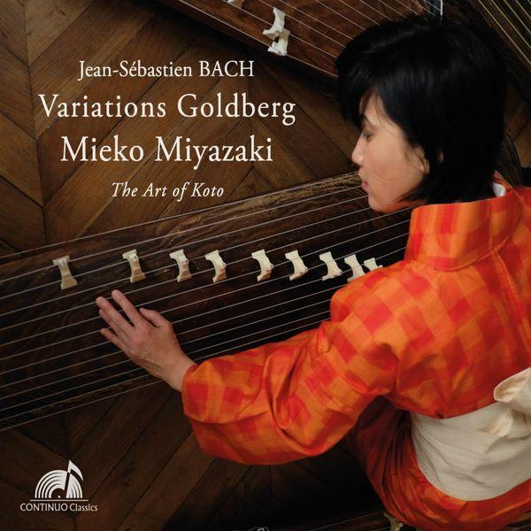 Mieko Miyazaki - The Art of Koto, Mieko Miyazaki - Variations Goldberg (Arr. for Koto)