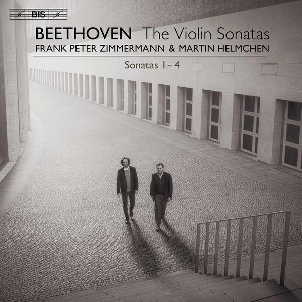 Frank Peter Zimmermann - Beethoven: Violin Sonatas Nos. 1-4