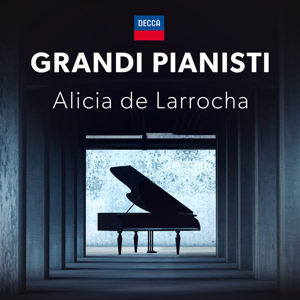 Alicia de Larrocha Grandi Pianisti Alicia de Larrocha
