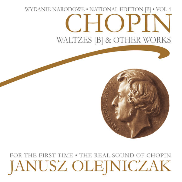 Olejniczak Janusz - Chopin: National Edition Vol. 4 - Waltzes & Other Works
