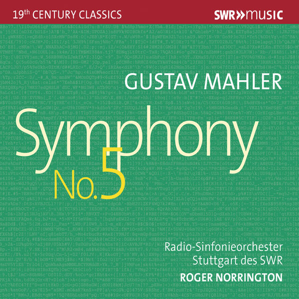 Radio-Sinfonieorchester Stuttgart des SWR - Mahler: Symphony No. 5 in C-Sharp Minor (Live)