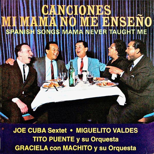 Various Artists - Canciones Mi Mama No Me Enseño