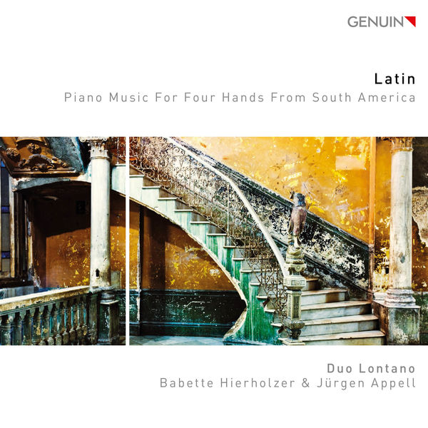 Duo Lontano - Gottschalk, Gardel, Piazzolla & Others: Works for Piano 4 Hands