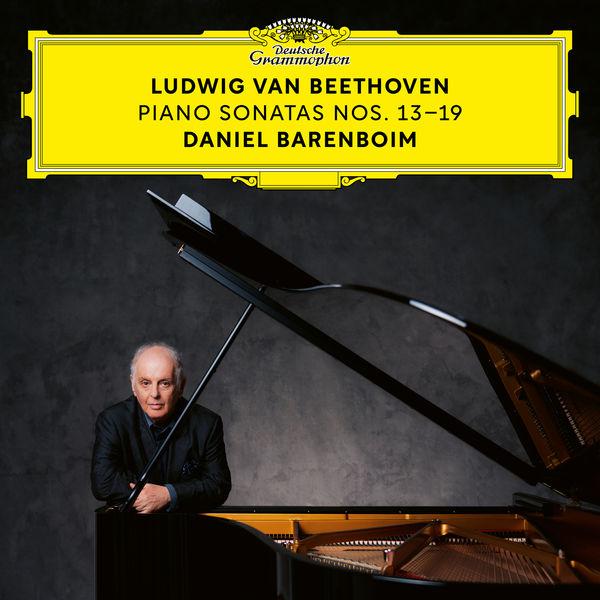 Daniel Barenboim - Beethoven: Piano Sonatas Nos. 13-19