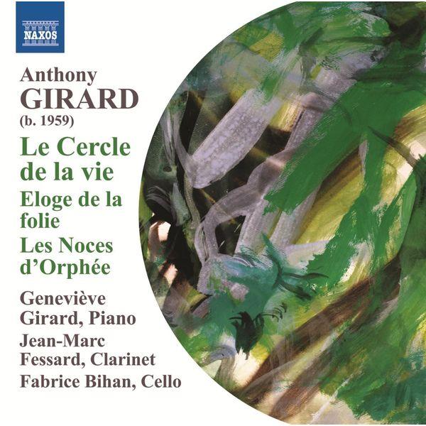Jean-Marc Fessard Girard: Le Cercle de la Vie - Eloge de la folie