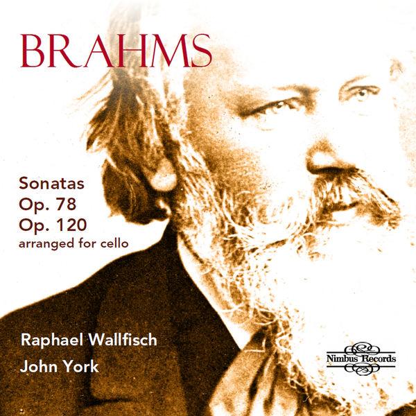 Raphael Wallfisch - Brahms: Cello Sonatas Vol. 2