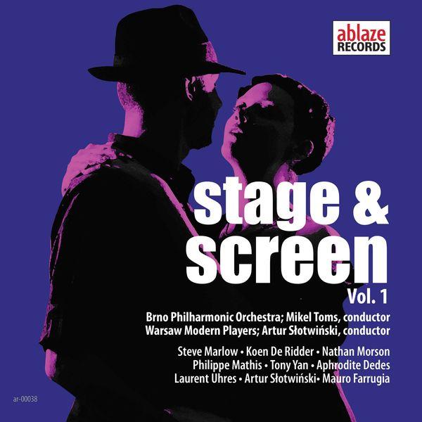 Brno Philharmonic Orchestra - Stage & Screen, Vol. 1