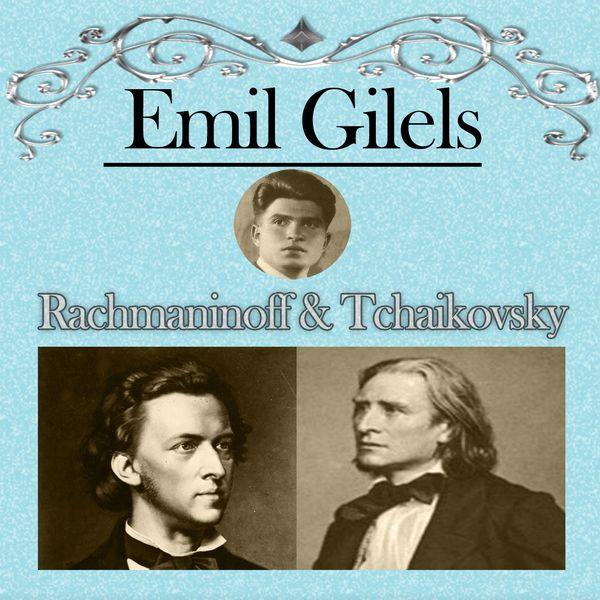 Emil Gilels, Kyrill Kondrashin, USSR State Symphony Orchestra, Moscow Philarmonic Orchestra - Emil Gilels - Liszt & Chopin
