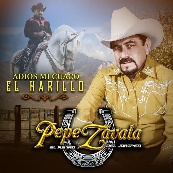 Pepe Zavala - Adios Mi Cuaco el Harillo
