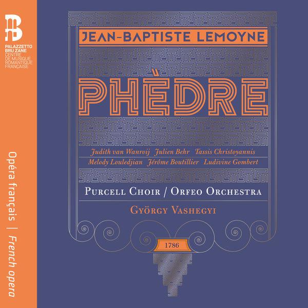 Orfeo Orchestra - Lemoyne: Phèdre
