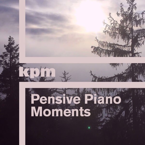 Various Artists - Pensive Piano Moments