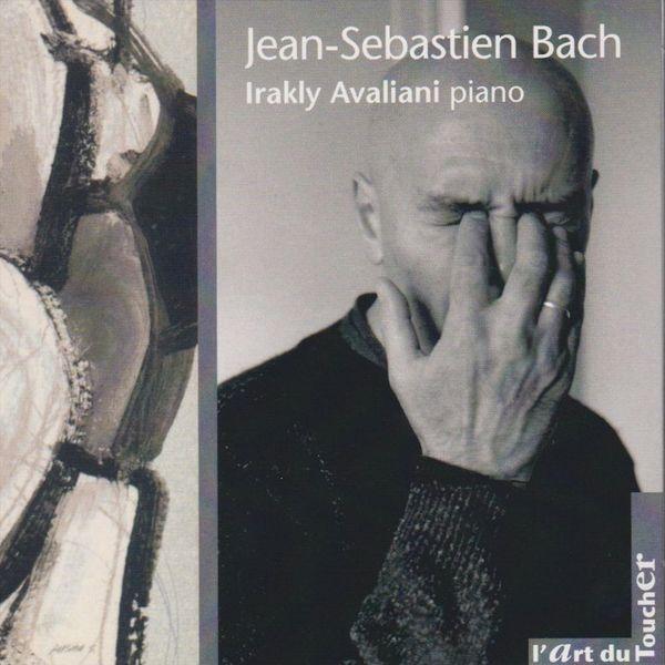 Irakly Avaliani - Jean-Sebastien Bach