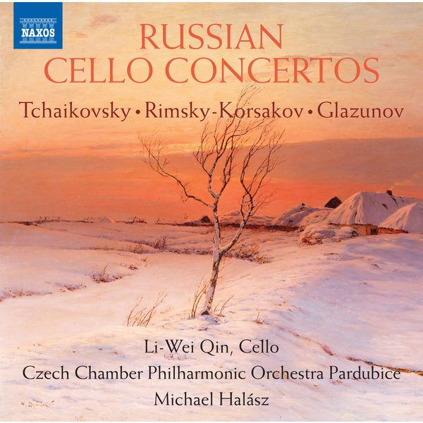 Li-wei Qin - Russian Cello Concertos