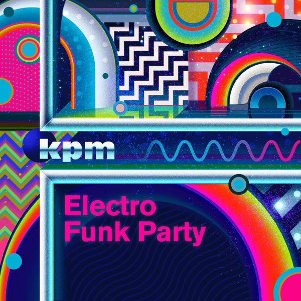 Various Artists - Electro Funk Party