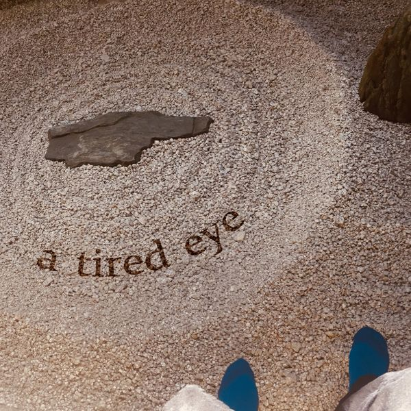 Richard Davies - A Tired Eye