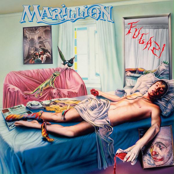 Marillion|Fugazi  (2021 Stereo Remix)