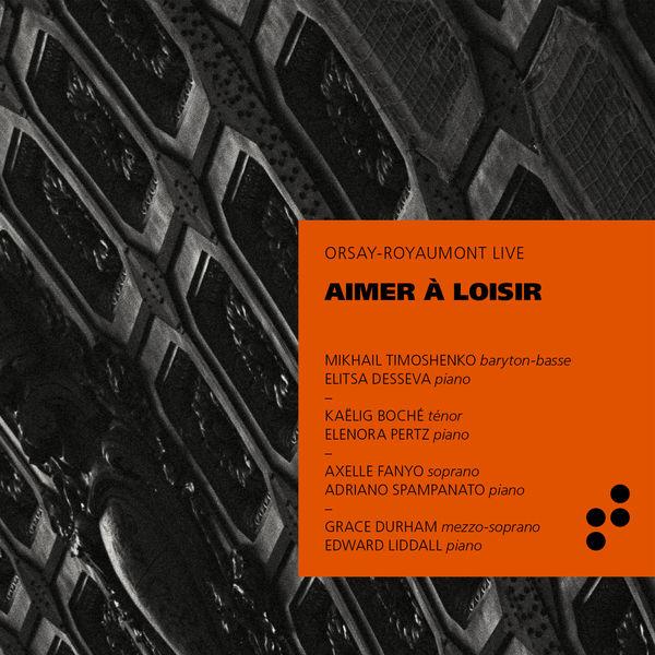 Various Artists|Aimer à loisir (Live)