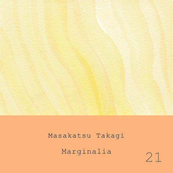 Takagi Masakatsu - Marginalia #21