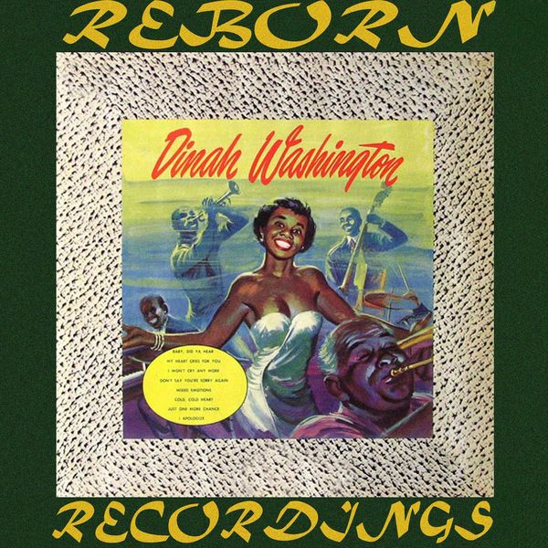 Dinah Washington - Blazing Ballads (HD Remastered)