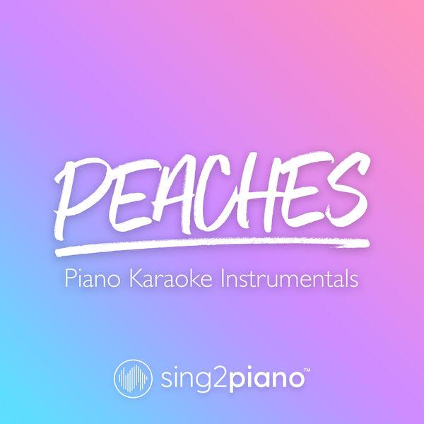 Sing2Piano - Peaches