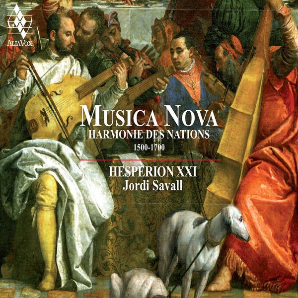 Jordi Savall - Musica Nova
