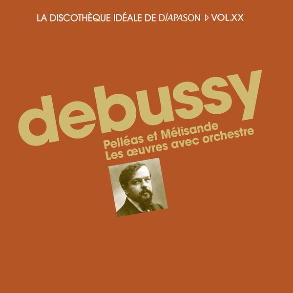 Various Artists|Debussy. La discothèque idéale de Diapason, vol. 20