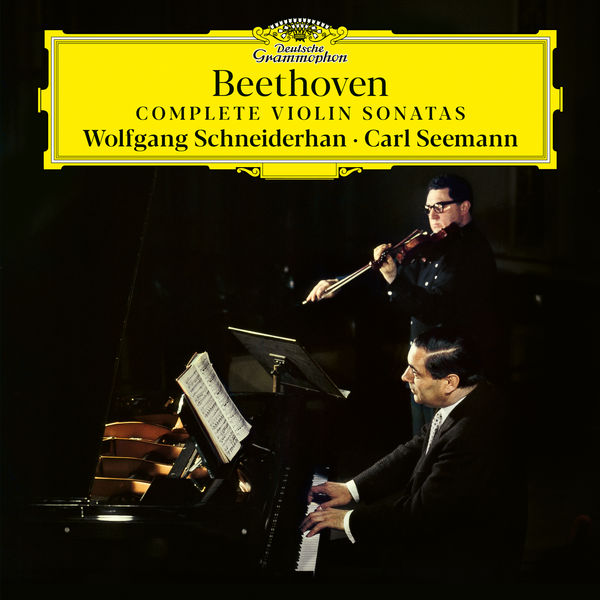 Wolfgang Schneiderhan - Beethoven: Complete Violin Sonatas