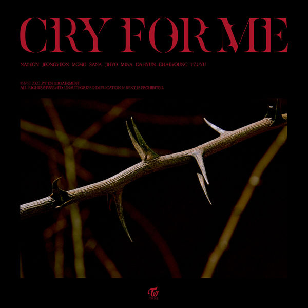 Twice - CRY FOR ME