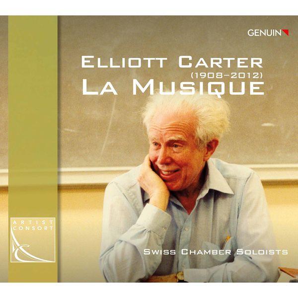 Swiss Chamber Soloists - La musique
