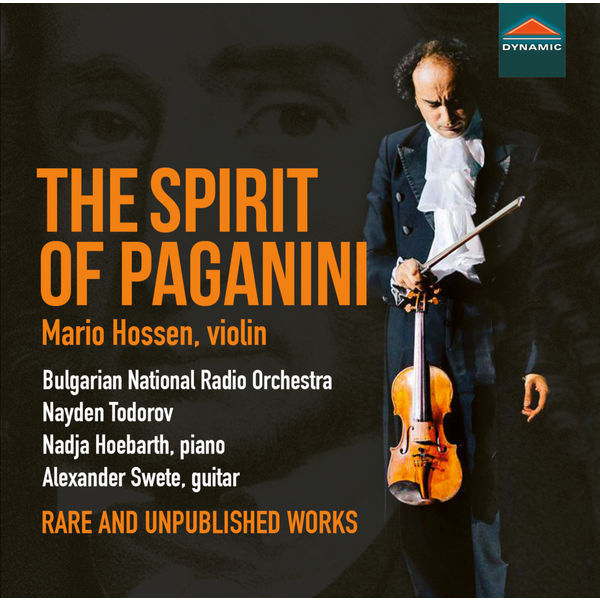 Mario Hossen - The Spirit of Paganini