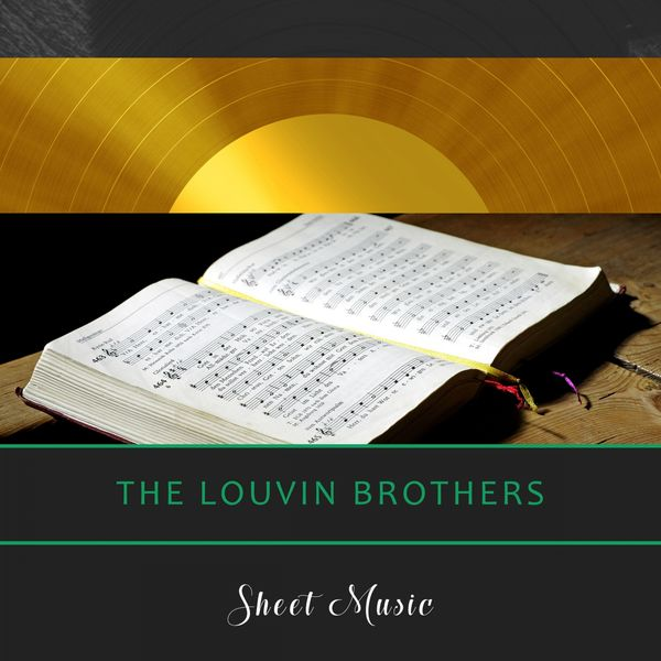 The Louvin Brothers - Sheet Music
