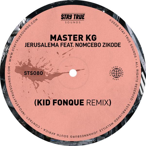 Master Kg - Jerusalema