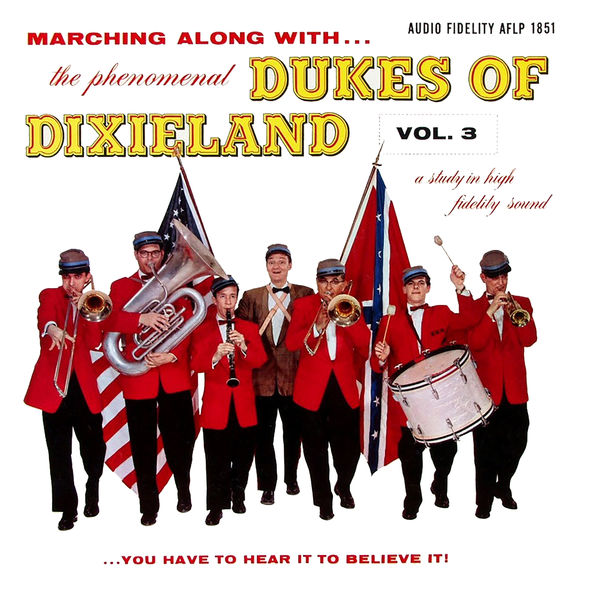 The Dukes of Dixieland - Marching Along With...The Dukes of Dixieland, Vol. 3