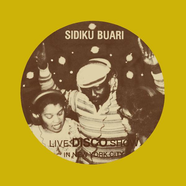 Sidiku Buari - Revolution (Live Disco Show in New York City)
