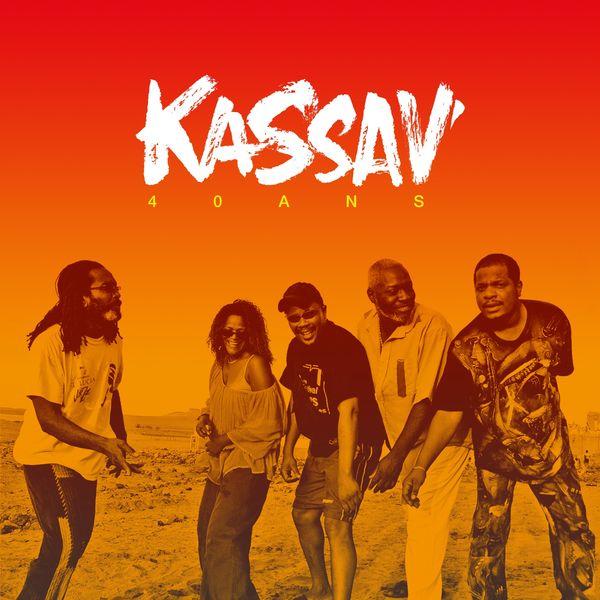 Album 40 ans by Kassav' | Qobuz : téléchargez et streamez en haute ...
